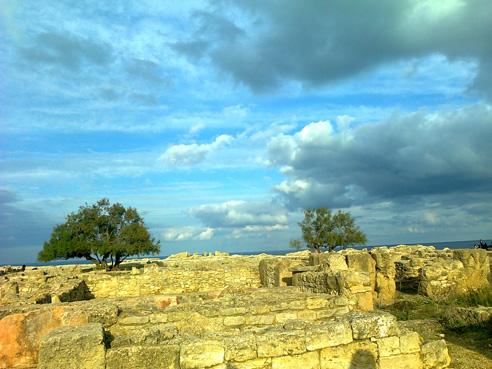 Le site archéologique de Kerkouane
