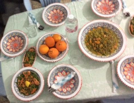 marlen-sauvage-repas-tunisie